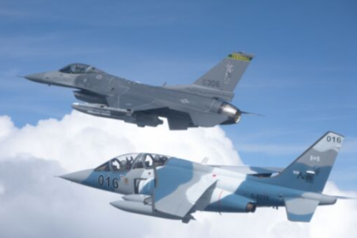 Top Aces Hits Record-breaking 80,000 Hours of Air Combat Training